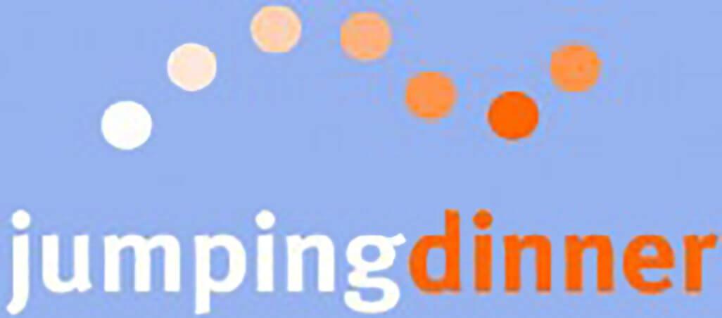 Jumping Dinner Logo