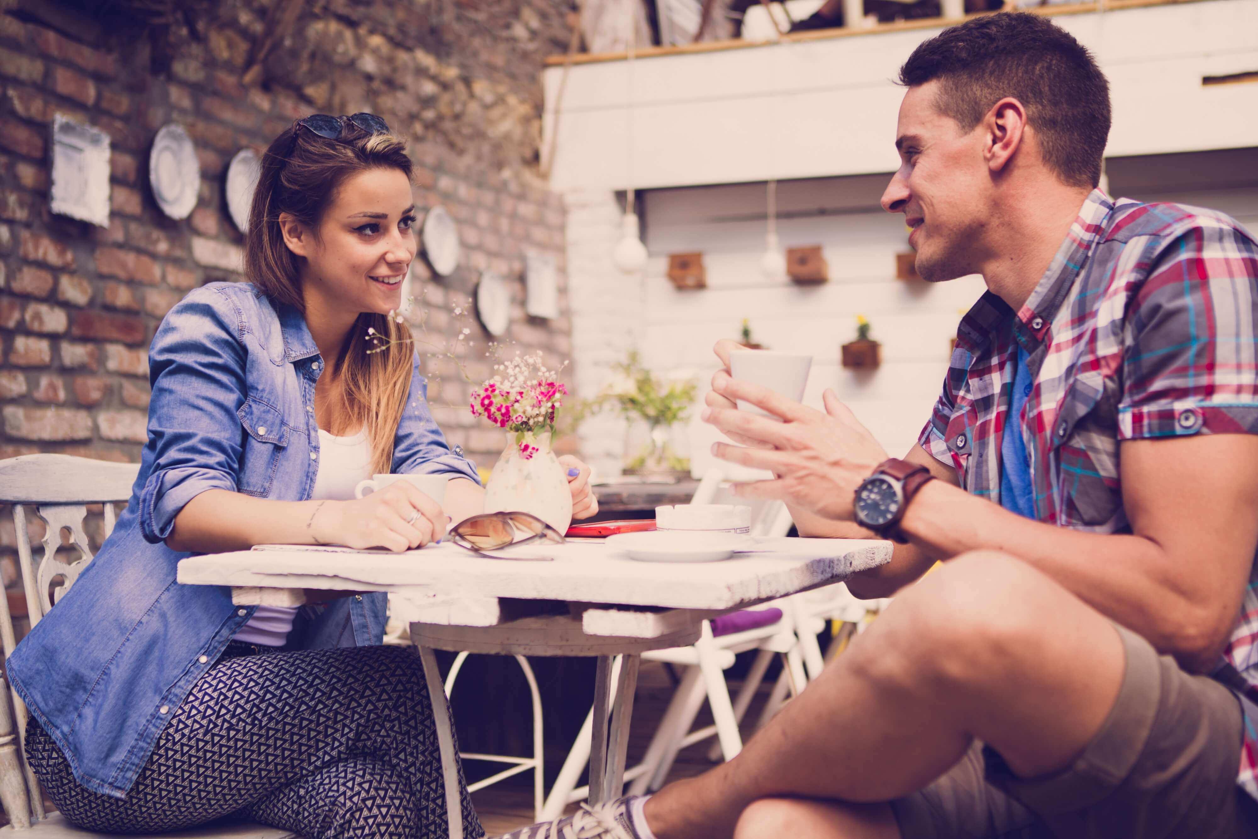 Date Konversation