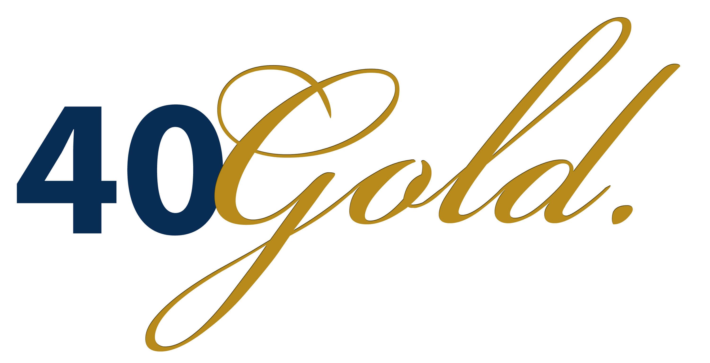 40gold Logo