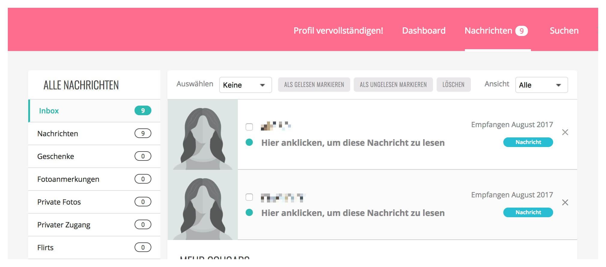 Ich brauche Hilfe beim Schreiben meines Online-Dating-Profils