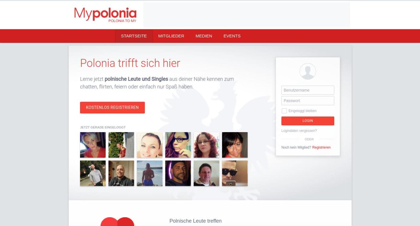 MyPolonia Startseite