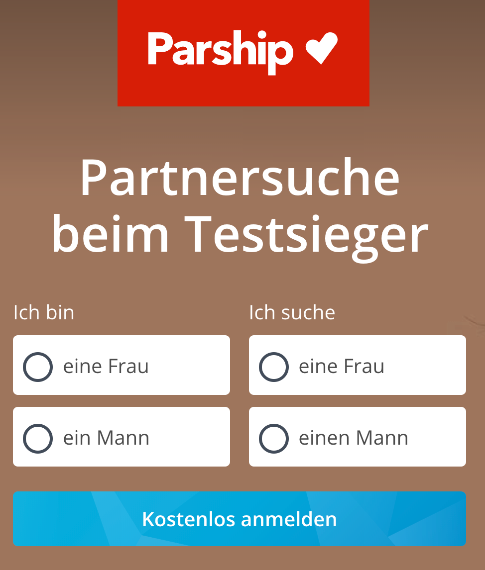Parship Login