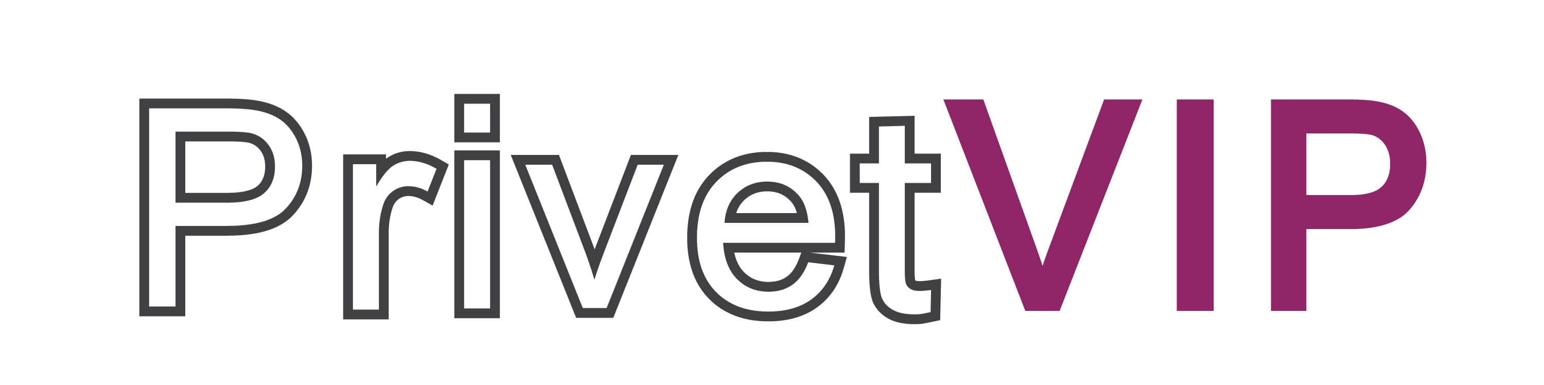 PrivetVIP Logo