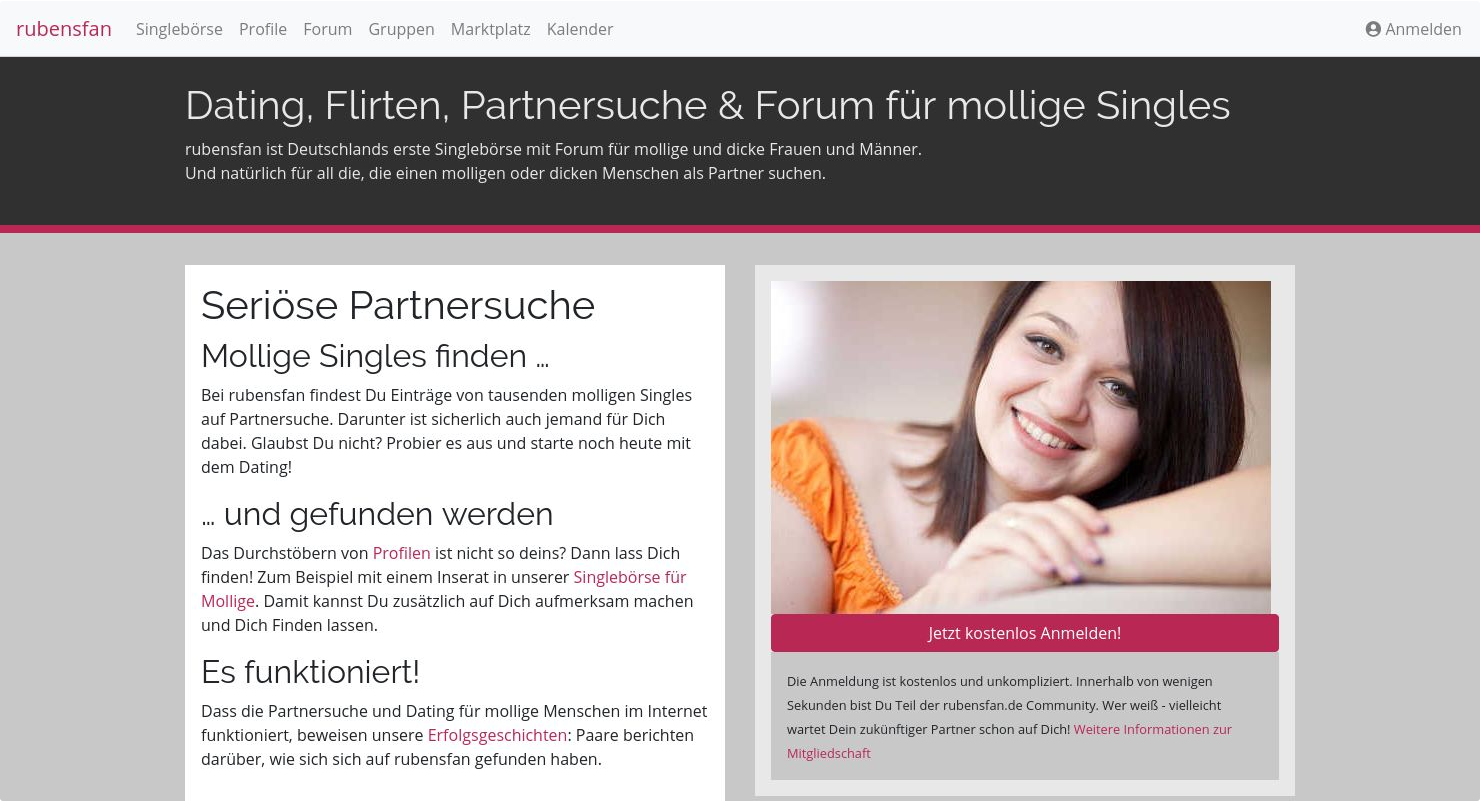 Rubensfan Startseite