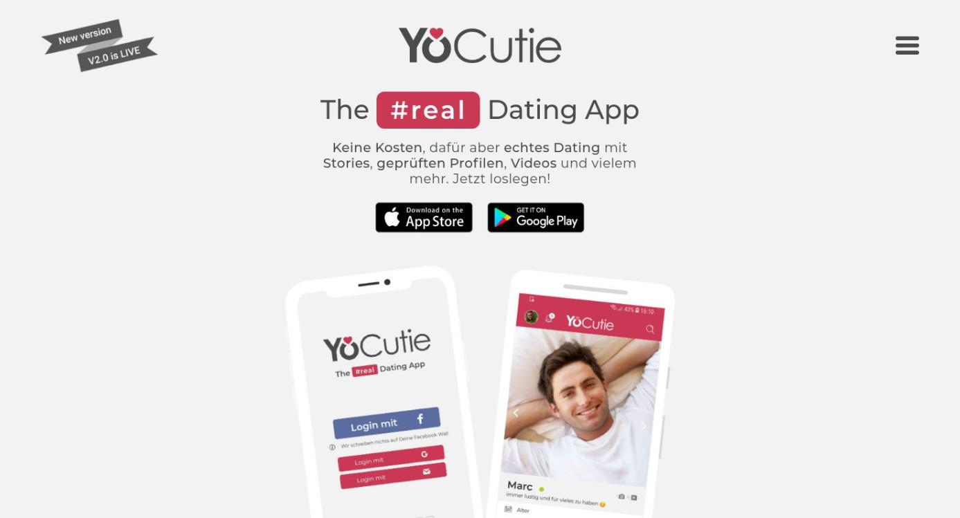 YoCutie Startseite
