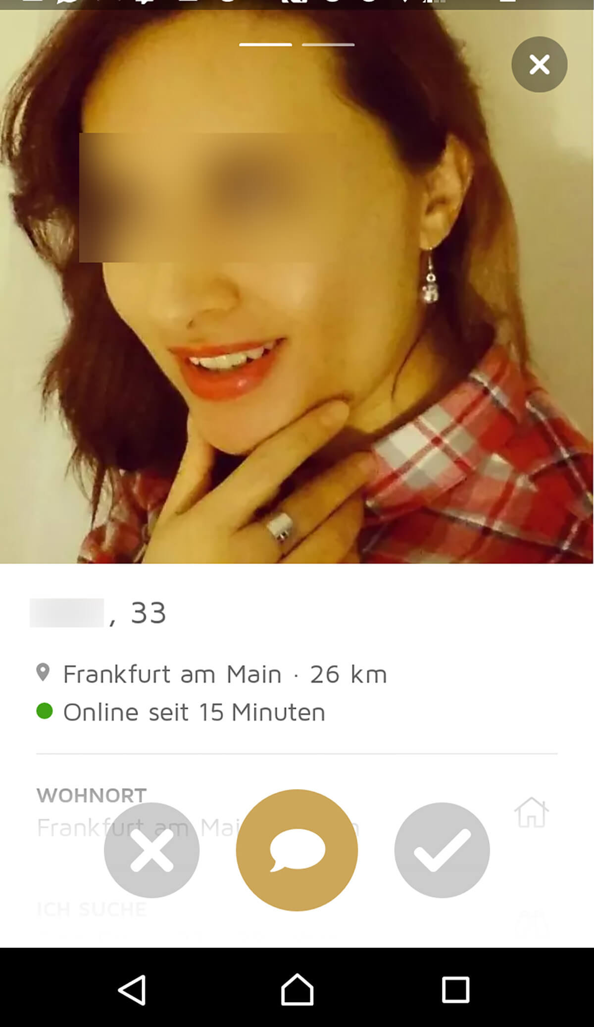 YouLove Frauenprofil