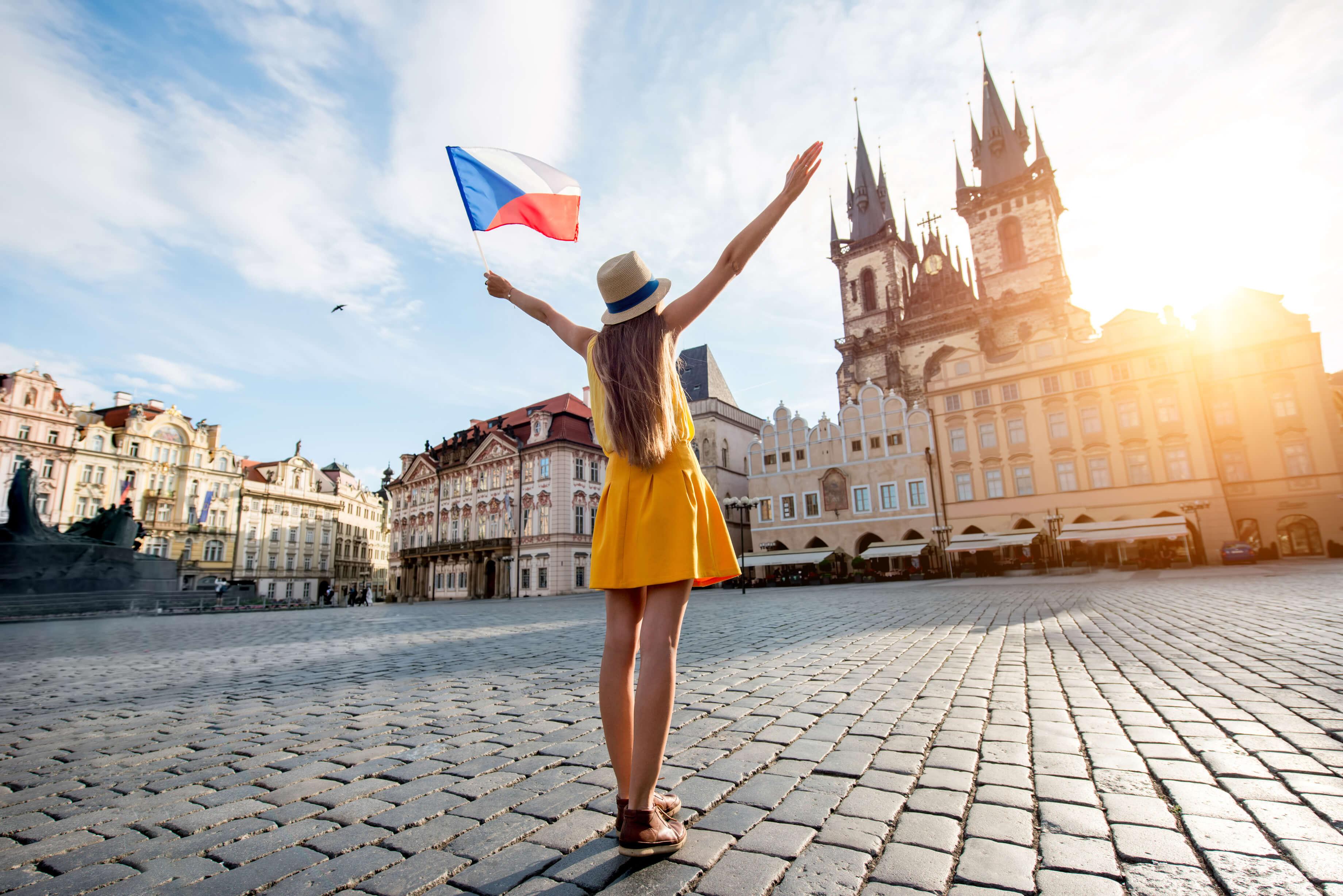 Heiraten tschechien frauen aus Polnische Frauen