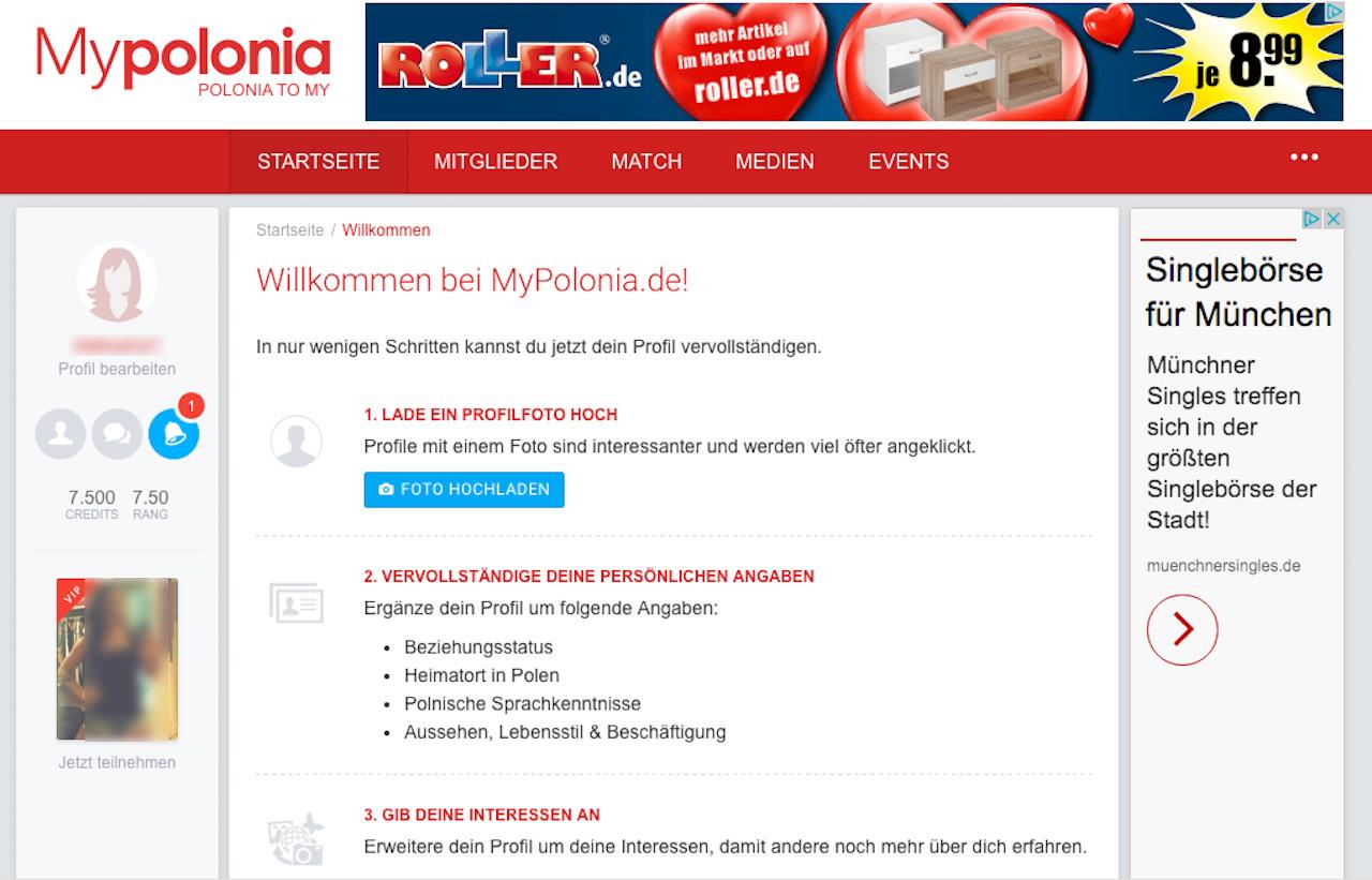 MyPolonia Test August - polnisch verlieben? - ibt-pep.de