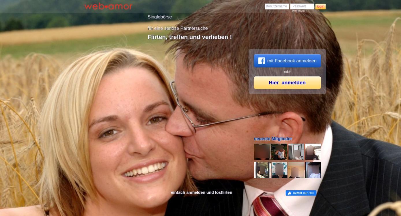 Amor login web MILogin