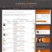 Academic Partner Kontakt