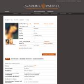 Academic Partner Profilqualität