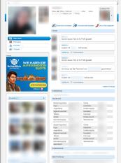 MV Spion Profilangaben