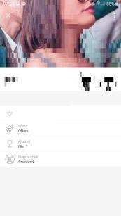 Qeep Userprofil