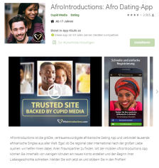 Afrointroductions App