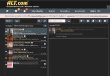 Alt.com Message Center
