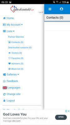 Interkontakt App