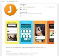 Jappy App