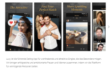 Luxy App