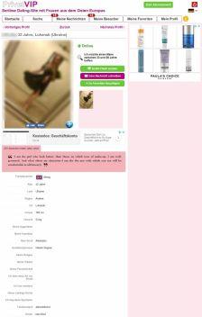 Privetvip Frauen Profil