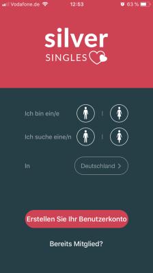 SilberSingles App