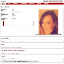 Singles Leipzig Profil