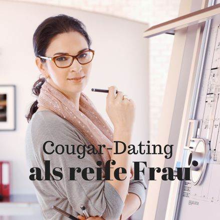 Cougar-Dating als Frau