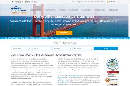 Sunwave Homepage
