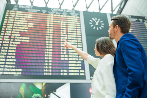 Last Minute Reisen: Spontan in den Liebesurlaub