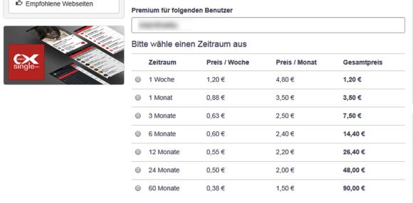 CXSingle Premium