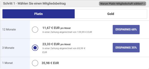 InternationalCupid Kosten