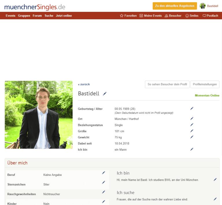 münchner singles kostenlos nachrichten schreiben