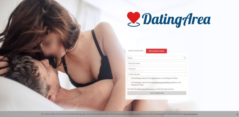 Dating area