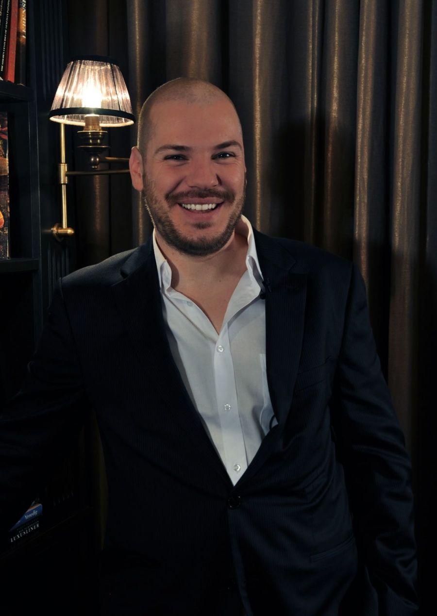 Flirtcoach Maximilian Pütz