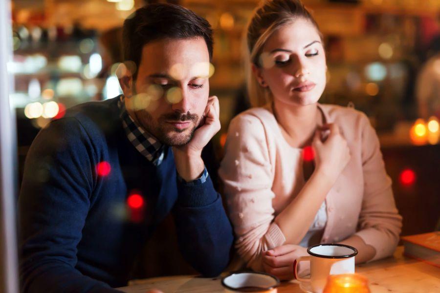 Beim ersten Date vermeiden