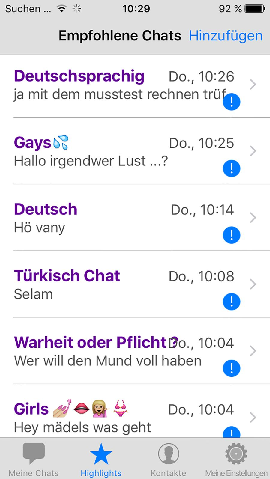 Antichat Chatroom