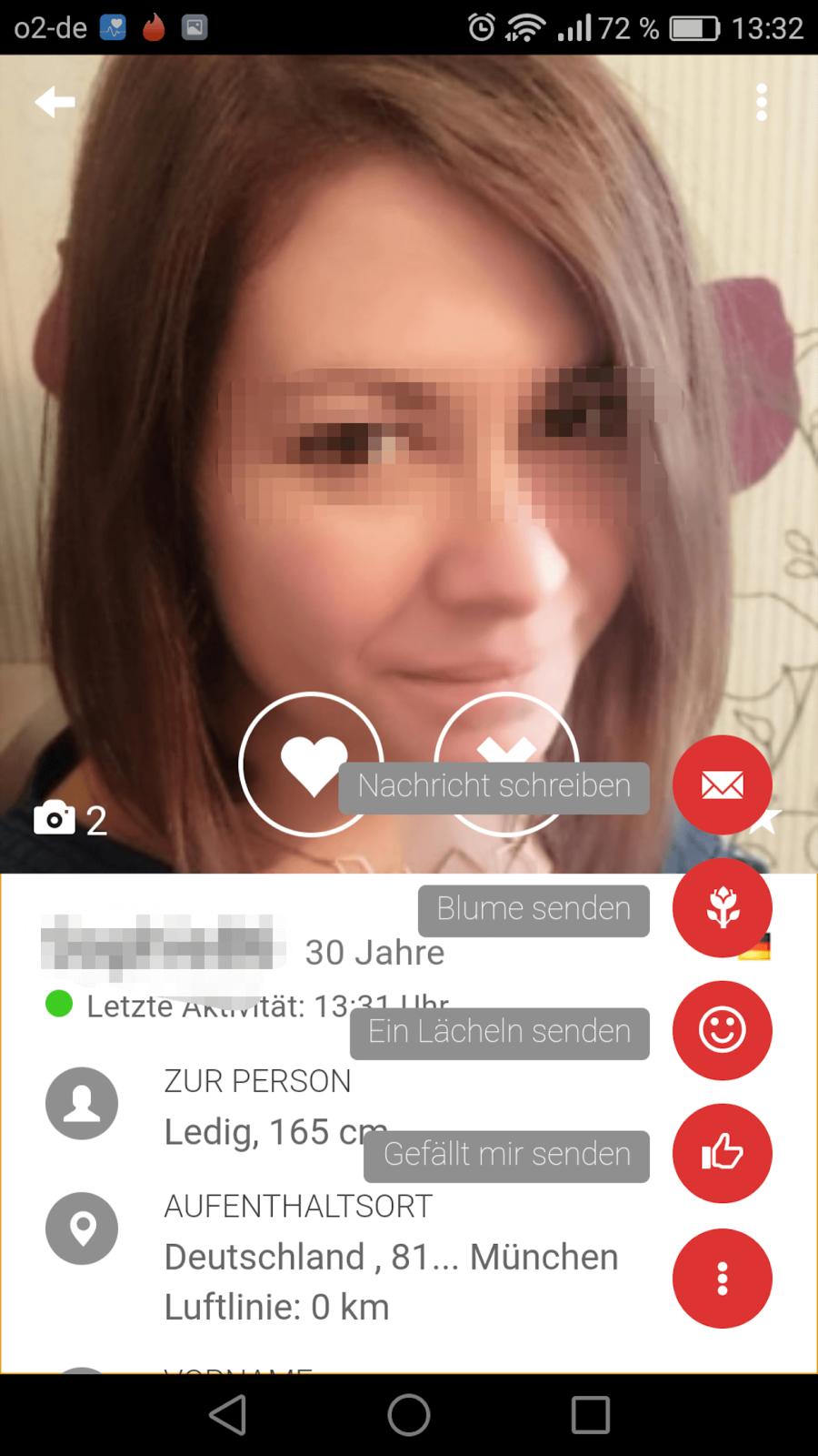 cxSingle App Funktionen
