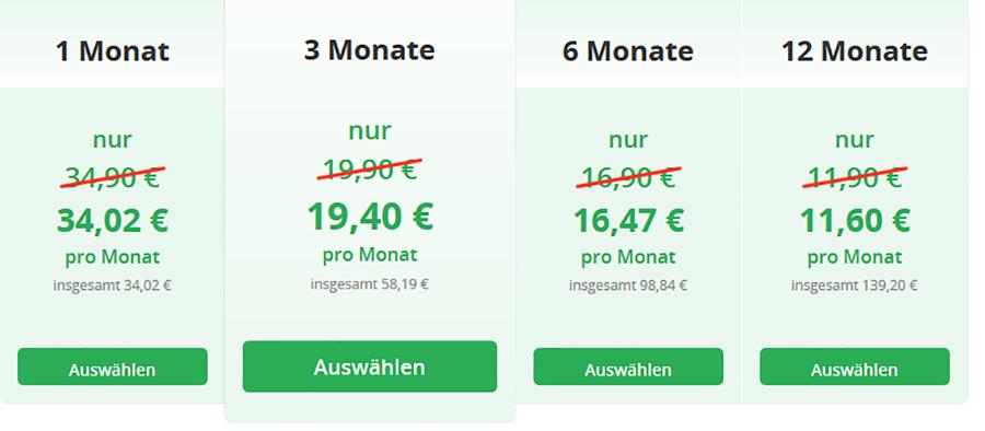 elFlirt DE Price