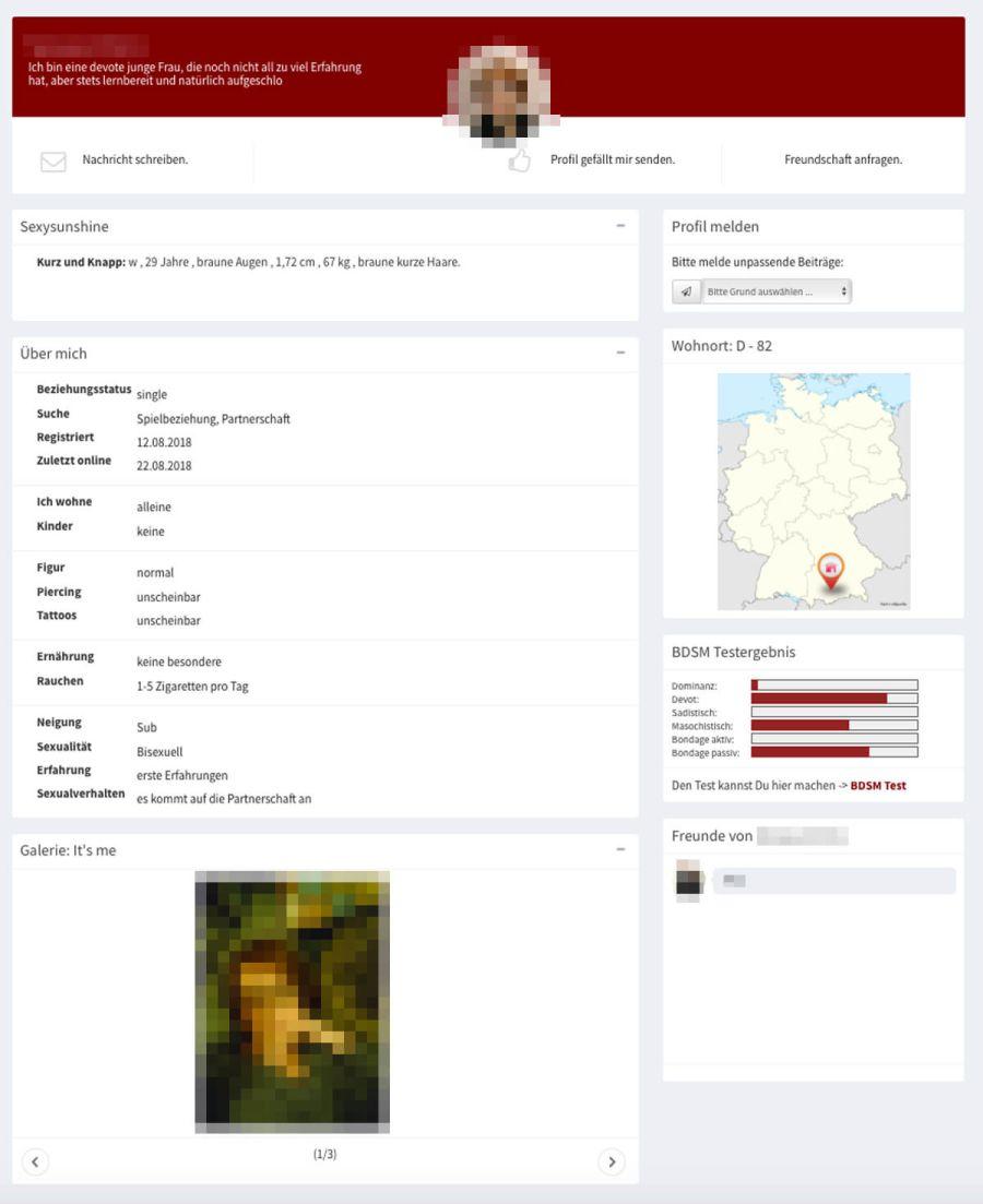 Gentledom Profil