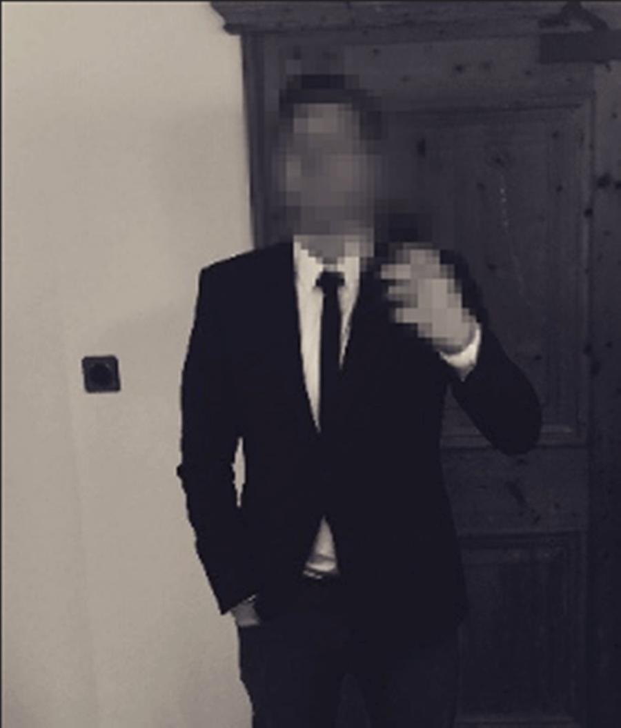 Joyclub Mann Anzug