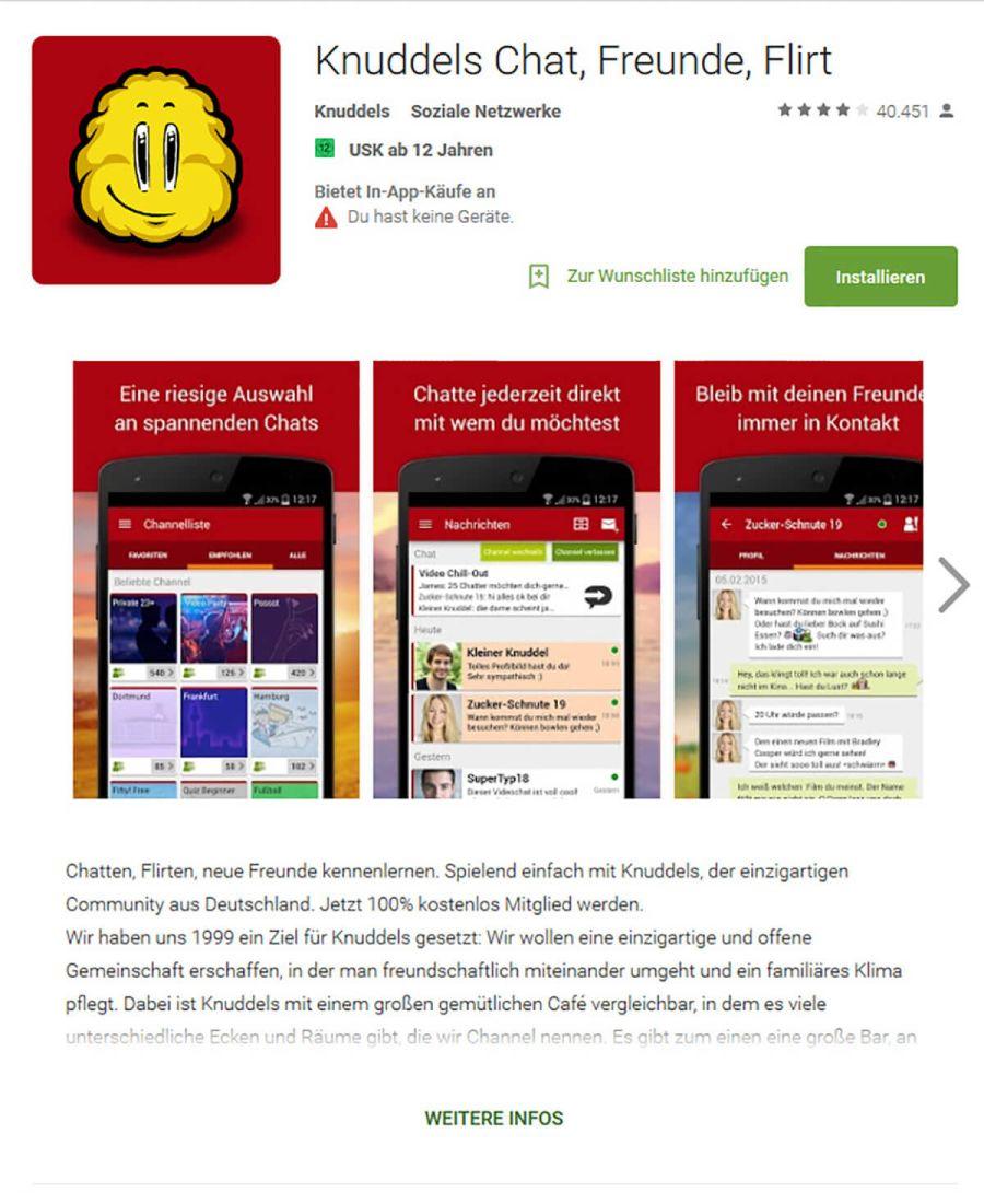 Knuddels App