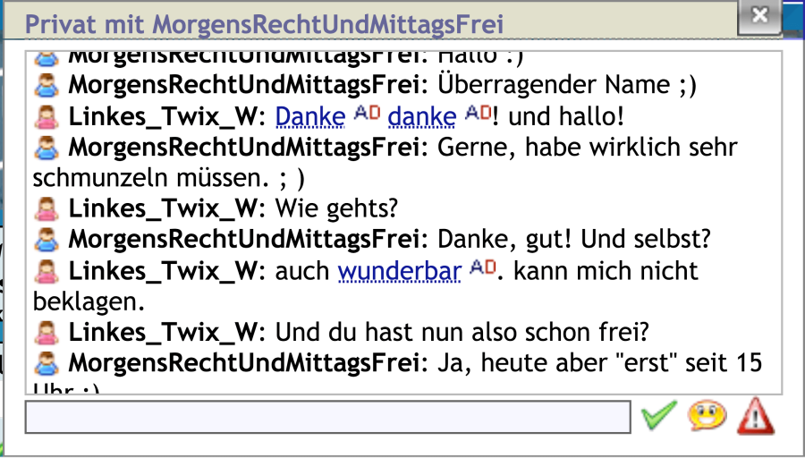 MeinChat Chat