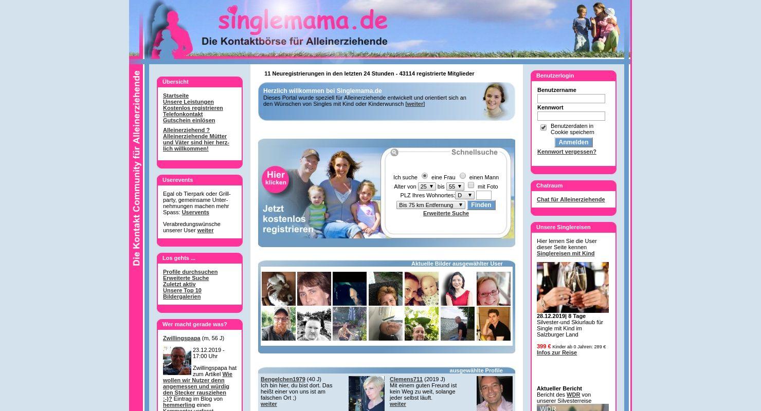 Singlemama.de