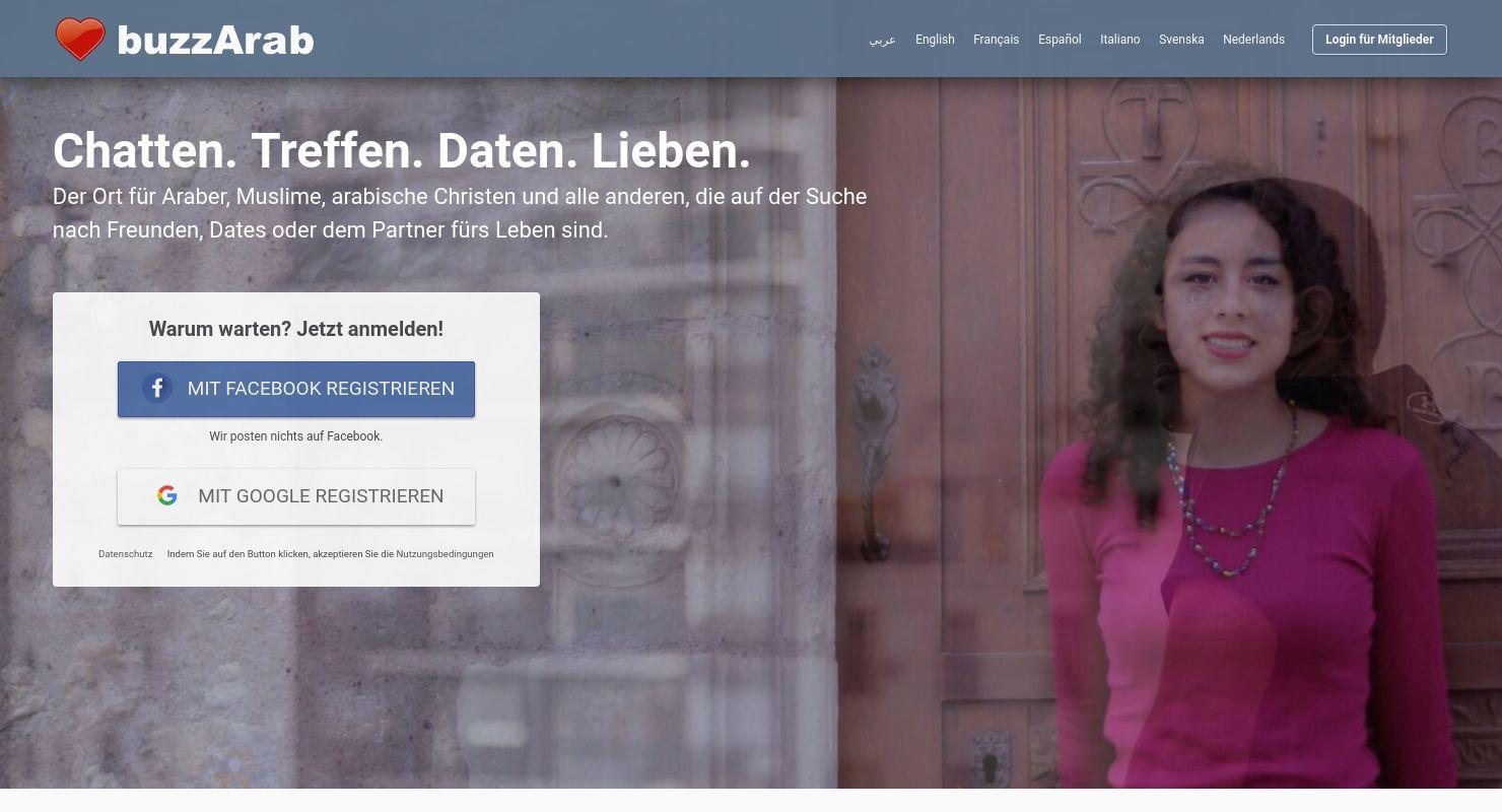 Dating site Buzz Arab Oameni boga? i se datoreaza site- ului