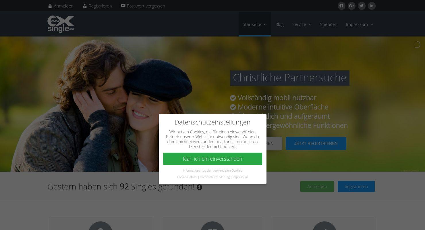 Dating-forum für christliche frauen