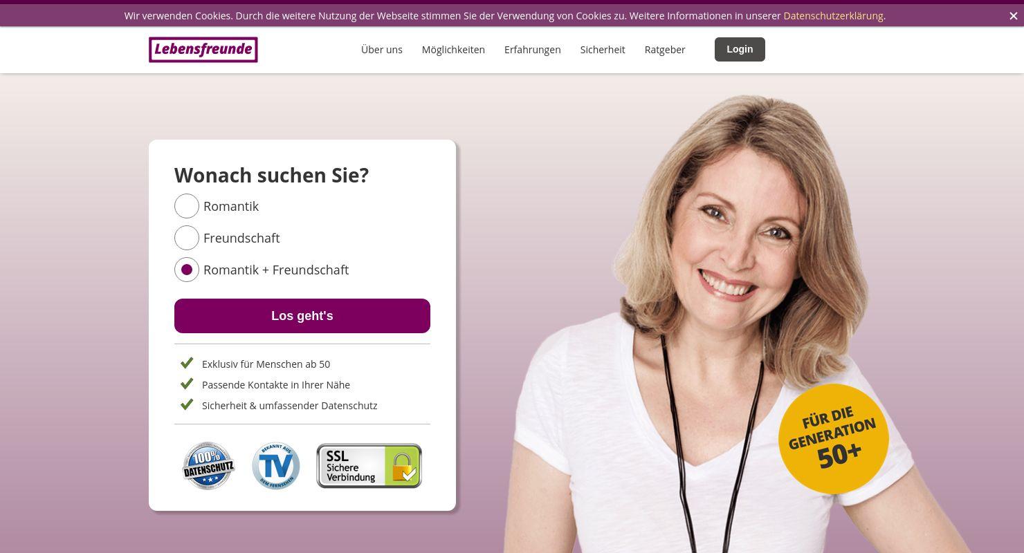 Lebensfreunde.de